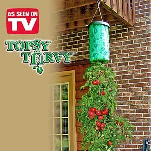 Topsy Turvy Tomato & Herb Planter