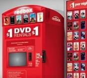 3 Redbox Rentals
