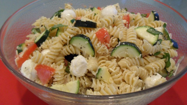 Save the Day Pasta Salad