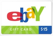 $15 eBay Credit for just $7