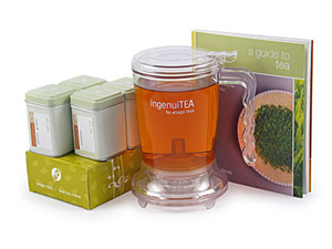 Discover Gourmet Tea Set