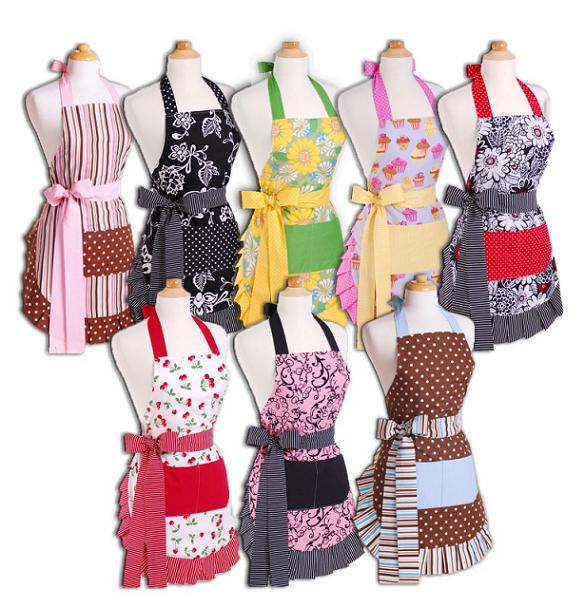 $15 for $30 at Flirty Aprons