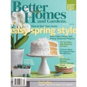 3yr Better Homes & Gardens Subscription
