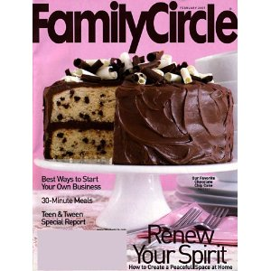 4-Year Family Circle Subscription