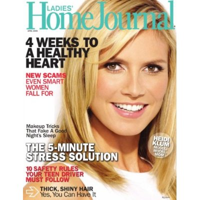 4yrs of Ladies Home Journal