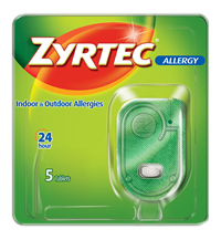 Free 5ct Box of Zyrtec