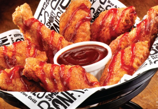 Free Appetizer at Smokey Bones Bar & Fire Grill