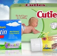 $25 for $50 at Diapers Direct
