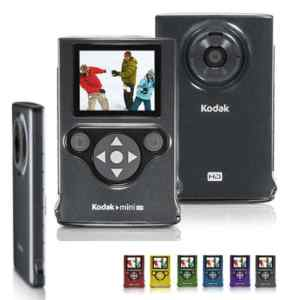 Refurb Kodak Mini HD Waterproof Camcorder