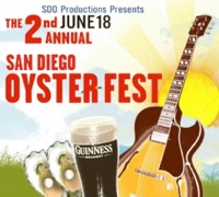 Endless Food & Beer at Oysterfest in San Diego