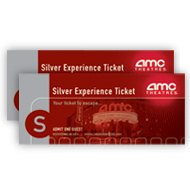 AMC Silver Experience Movie Ticket
