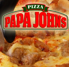 $6 for a $10 Papa John's Pizza Gift Card