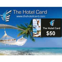 $50 Hotel Card