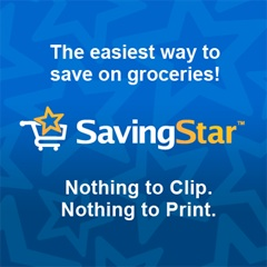 Free Grocery Coupons from SavingStare