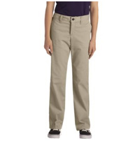 Girls' Dickies Straight Leg Pants
