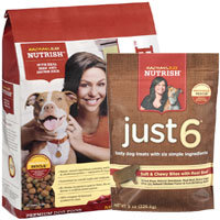 Free Rachael Ray Just 6 Dog Food Sample
