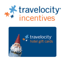$100 Travelocity Gift Card