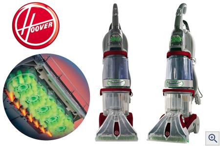 Hoover Dual V SteamVac