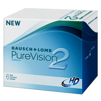 Free Pair of PureVision2 HD Contact Lenses