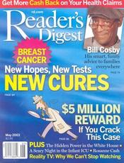 4 Year Subscription to Reader's Digest