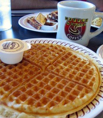Free waffle house coupon