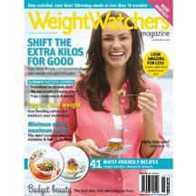3yrs of Weight Watchers Magazine