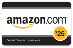 Win a $25 Amazon Gift Card from MyBargainBuddy!