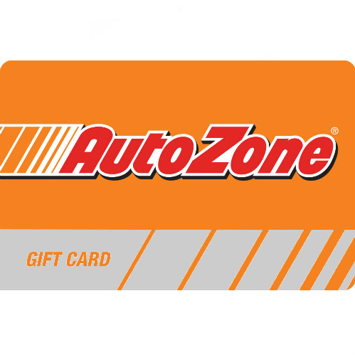10% off $100 Auto Zone Gift Card : Only $90 + Free S/H