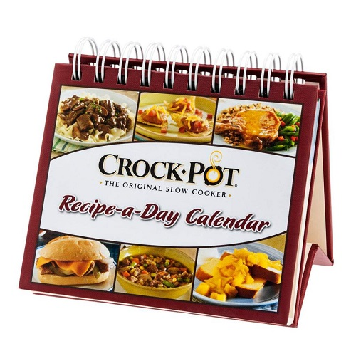 Crock-Pot Recipe-a-Day Perpetual Calendar : Only $9.99 + Free S/H