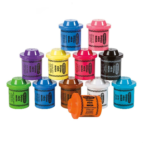 63% off 12-PK of Crayola Dough : Only $7.49 + Free S/H