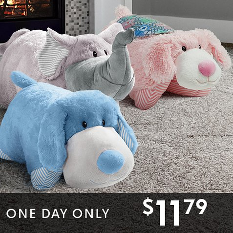 47% off My First Pillow Pets : Only $11.79