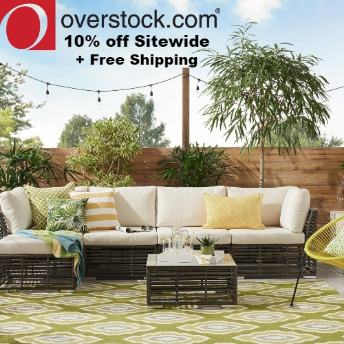 overstock.com Coupon