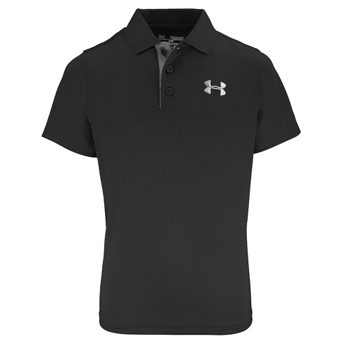 53% off Boys' Under Armour Polos : Only $14 + Free S/H