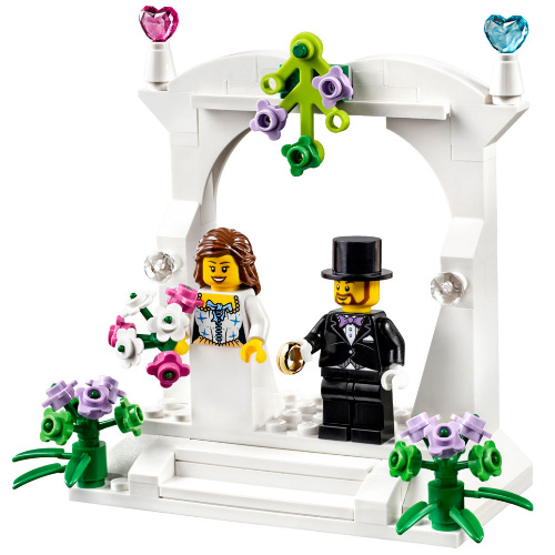 50% off Lego Wedding Favor Set : Only $4.99