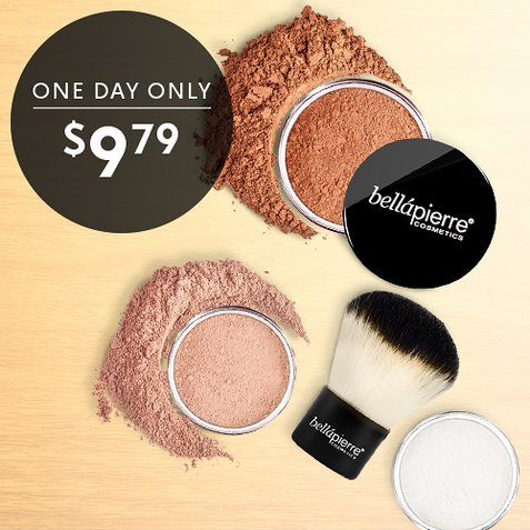 Up to 85% off Bellápierre Cosmetics Mineral Makeup Kits : Only $9.79