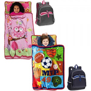 Kids Backpack, Lunchpack and Nap Mat