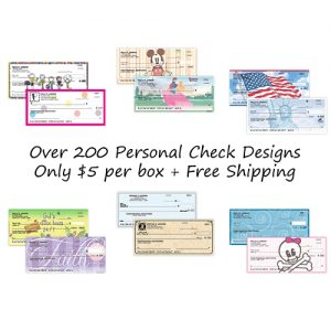 Personal Checks Deal