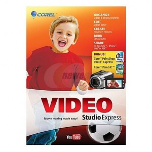 Corel VideoStudio Express