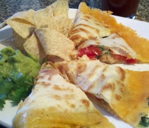 The Halo Quesadilla, Revisited