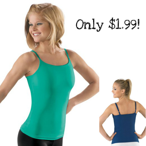 87% off Women's Camis : Only $1.99