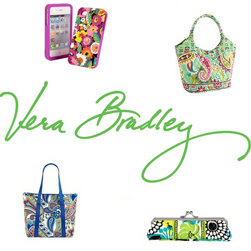 Vera Bradley Outlet : Up to 80% off + Free S/H