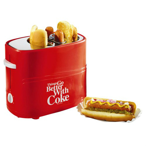 50% off Hot Dog Toaster : Only $9.49