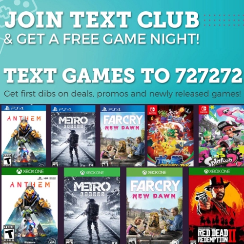 redbox free game night