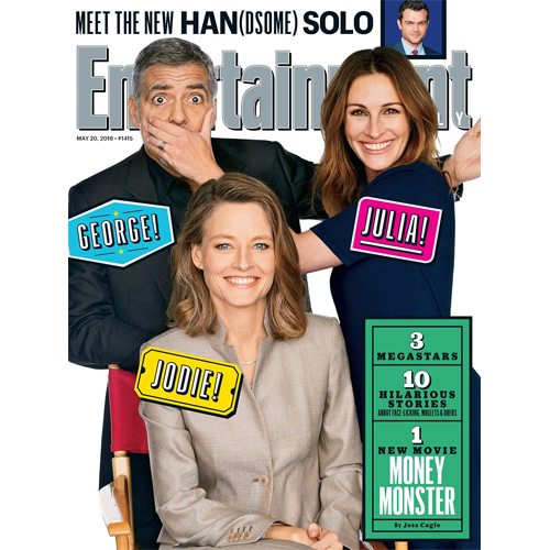 Entertainment Weekly Subscription : Only $10