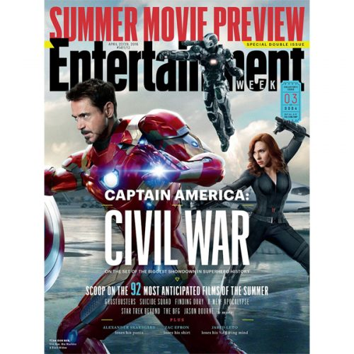 6-Month Entertainment Weekly Subscription : $5