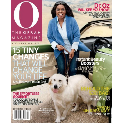 O Magazine Subscription : Only $5