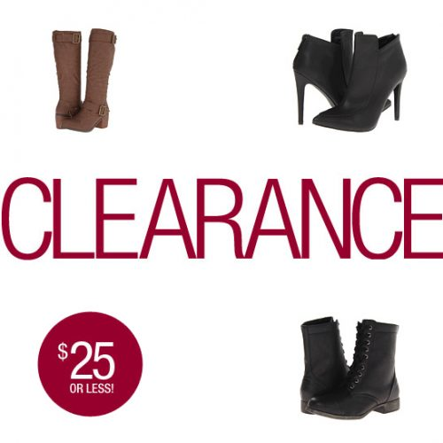 Women's Name-Brand Boots : Under $25 and Free Shipping