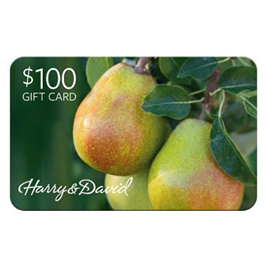 $100 Harry & David Gift Card : $85 + Free S/H