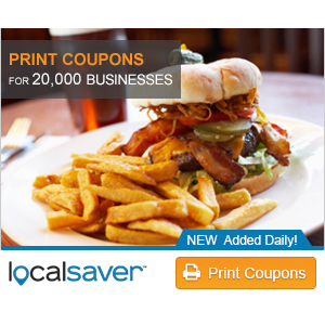 local saver free coupons