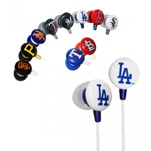 MLB Earphones : $7.99 + Free S/H